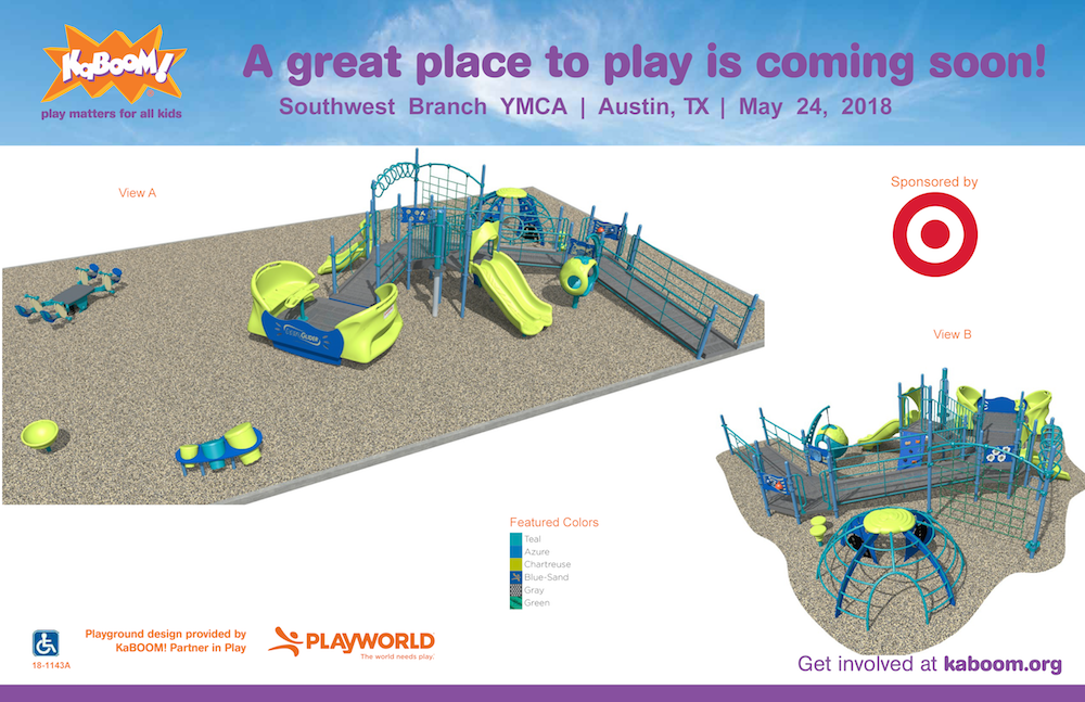 New Inclusive Playground Coming to Southwest YMCA! | YMCA of