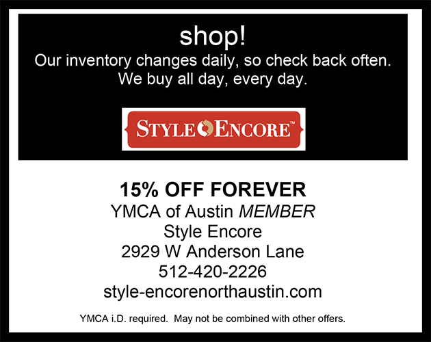 YMCA of Austin Coupon Austin TX