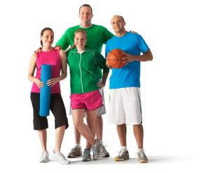 health and fitness  programs at the YMCA of Austin