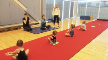 Learn about ASL Youth Gymnastics