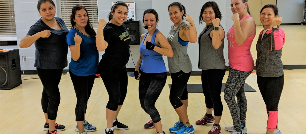 East Communities Y Featured Class: Body Combat | YMCA of