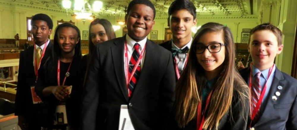 Teen Court court competition conferences