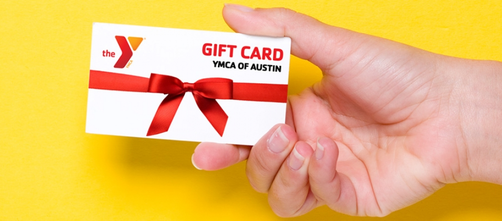 YMCA Gift Cards
